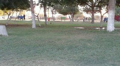 Photo of Park Parque Paseos del Sol. at Laguna De Zempoala, Mexicali 21399, Mexico