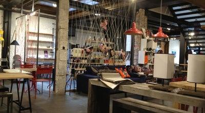 Photo of Coffee Shop L'Atelier En Ville at Hoogstraat 64 Rue Haute, Brussels 1000, Belgium