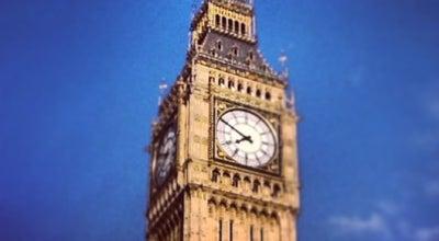 Photo of Monument / Landmark Elizabeth Tower (Big Ben) at Parliament Sq, London, Greater London S W1P, United Kingdom