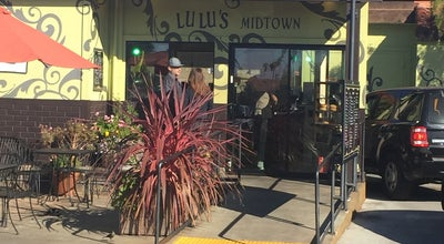 Photo of Coffee Shop Lulus Midtown at 911 Soquel Ave, Santa Cruz, CA 95062, United States
