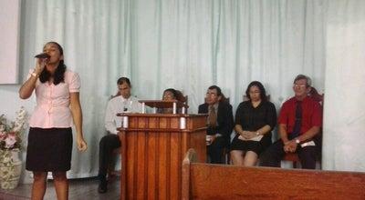 Photo of Church Igreja Adventista do 7º dia at Pass. São Domingos, 16, Ananindeua, Brazil