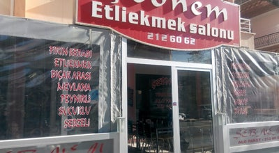 Photo of BBQ Joint Şebnem Etliekmek at Karaman, Turkey