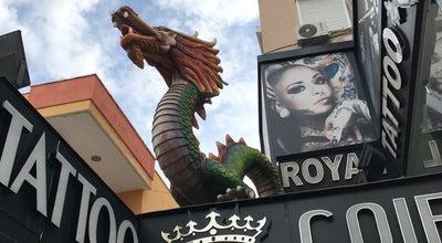 Photo of Nail Salon Royal Coiffeur & Tattoo at Mesut Otel Caddesi Cemal Akın, Alanya, Turkey