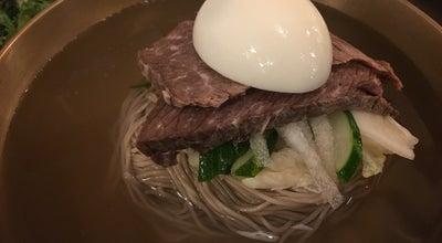 Photo of Korean Restaurant 광릉한옥집 at 진접읍 광릉내로 36, 남양주시, South Korea