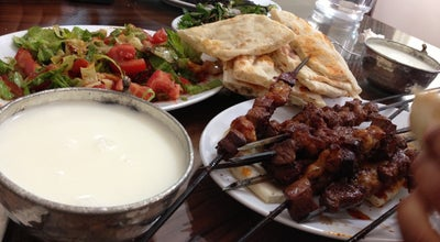 Photo of Kebab Restaurant Kebapçı Bahattin Usta at Mağralı Ökkeş Cad. No:15/a, Kahramanmaraş, Turkey