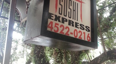 Photo of Japanese Restaurant Sushi Express at Av Jundiaí, 480, Jundiaí, Brazil