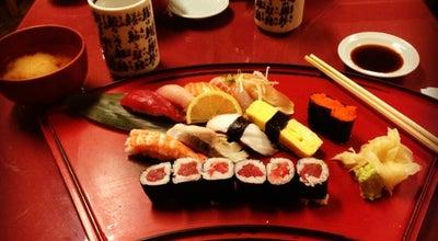 Photo of Sushi Restaurant Sushi Go 55 at 333 S Alameda St, Los Angeles, CA 90013, United States
