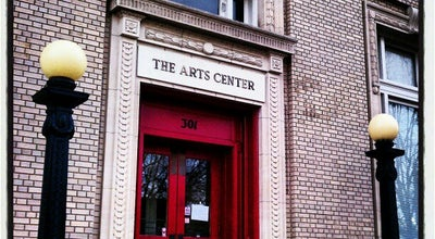 Photo of Art Gallery The Arts Council at 301 Hay St, Fayetteville, NC 28301, United States
