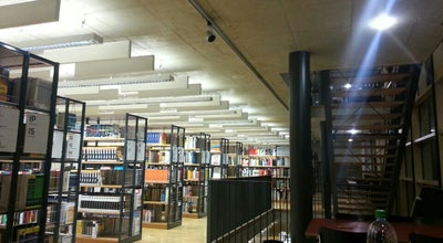 Photo of College Library HFT Bibliothek at Schellingstr. 24, Stuttgart 70174, Germany