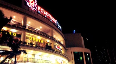 Photo of Mall Robinsons Place Manila at Pedro Gil St, Manila 6000, Philippines