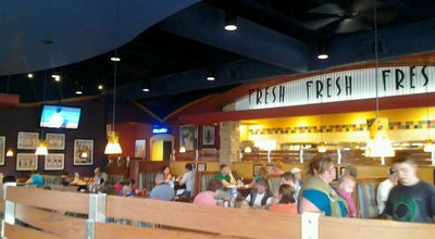 Photo of Italian Restaurant Boston's Restaurant & Sports Bar at 16918 Twin Lakes Ave, Marysville, WA 98271, United States