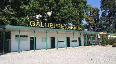 Photo of Racetrack Galopprennbahn München Riem at Graf-lehndorff-str. 36, München 81929, Germany