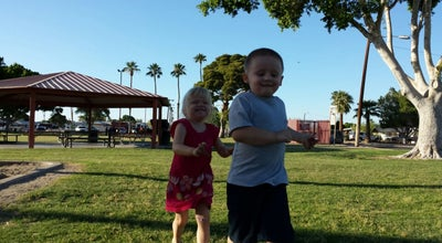 Photo of Playground Sanguinetti Memorial Park at 701 W. 22nd St., Yuma, AZ 85364, United States