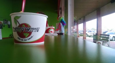 Photo of Dessert Shop CherryBerry Yogurt Bar at 610 S Cleveland St, Enid, OK 73703, United States