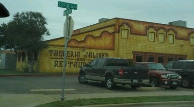 Photo of Mexican Restaurant Taqueria Jalisco at 2211 Avenue Q, Lubbock, TX 79411, United States