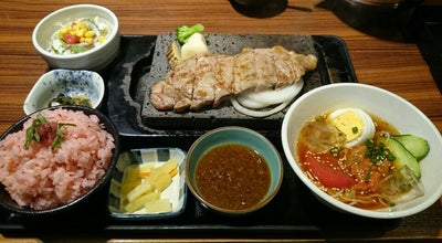 Photo of Steakhouse 石焼ステーキ 贅 at 若槻東条972-1, 長野市 381-0084, Japan