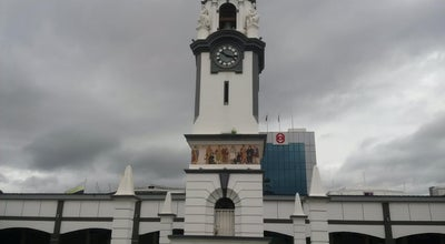 Photo of Historic Site Birch Memorial Clock Tower at Jalan Dato Sagor, Ipoh, Malaysia