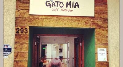 Photo of Coffee Shop Gato Mia at R. Vieira Bueno, 293, Campinas, Brazil