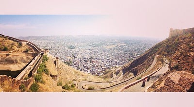 Photo of Historic Site Nahargarh Fort at Near Jaigarh Fort, Jaipur, India