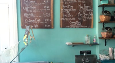 Photo of Ice Cream Shop splits and giggles at 500 West Lemon At, Lancaster, PA, United States