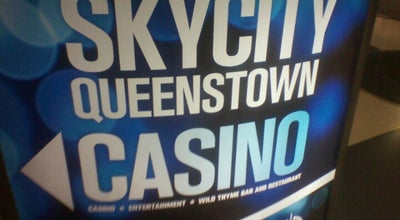Photo of Casino SkyCity Casino at 16-24 Beach Street, Queenstown 9300, New Zealand