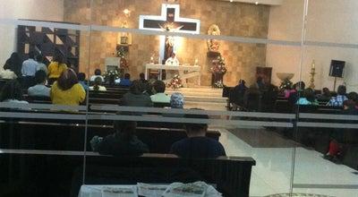 Photo of Church Iglesia San Juan María Bautista Vianney at Comanche 414, Guadalupe, Mexico