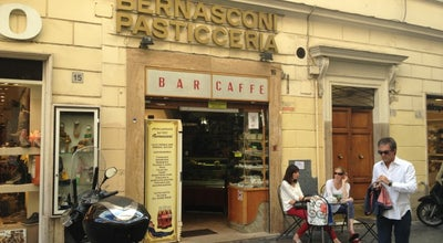 Photo of Cafe Bernasconi at Piazza Benedetto Cairoli, 16, Rome 00186, Italy