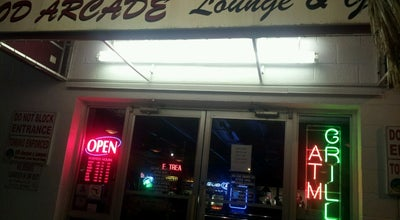 Photo of Bar O.D. Arcade and Lounge at 100 S Ocean Blvd, North Myrtle Beach, SC 29582, United States