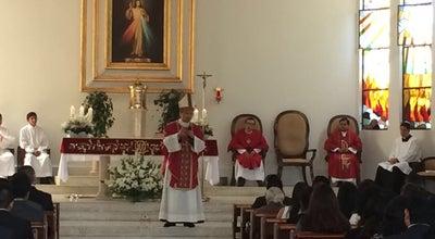 Photo of Church Parroquia Señor de la Divina Misericordia at Av. Caminos Del Inca Cdra. 21, Santiago de Surco 33, Peru