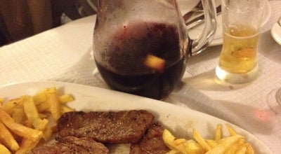 Photo of Portuguese Restaurant O Calhambeque at Travessa Do Carmo 19 4050, Porto, Portugal