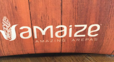 Photo of Arepa Restaurant Amaize at 3887 Nw 107th Ave, Doral, FL 33178, United States