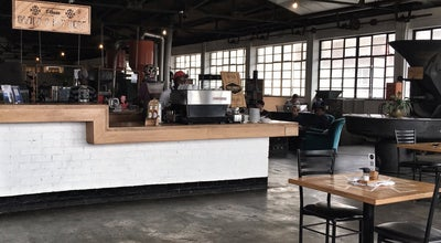 Photo of Coffee Shop The Factory Cafe at 369 Gale Street, Durban 4001, South Africa