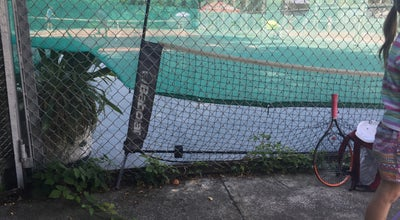 Photo of Tennis Court Теннисный корты ГК «Жемчужина» at Сочи, Russia