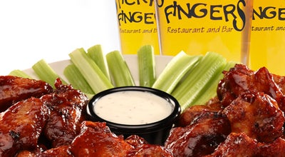 Photo of Restaurant Sticky Fingers Ribhouse at 341 Johnnie Dodds Blvd., Mount Pleasant, SC 29464, United States