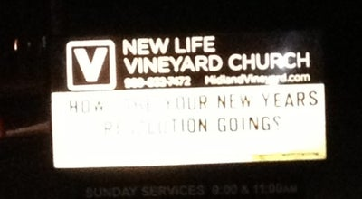 Photo of Church New Life Vineyard at 901-1299 Wyllys St, Midland, MI 48642, United States