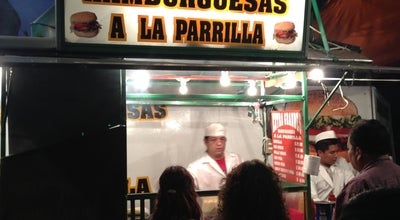 Photo of Burger Joint Hamburguesas a la Parrilla at Morelia, Ciudad de México, Mexico