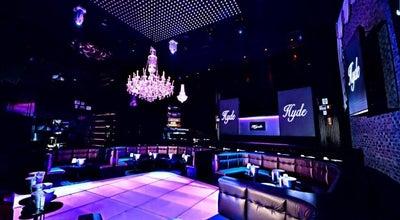 Photo of Nightclub Hyde at Tamarindos 90, Bosques De Las Lomas 05120, Mexico