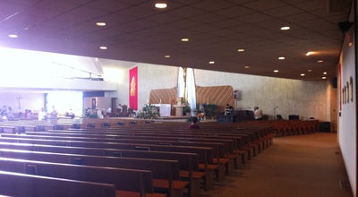 Photo of Church Queen of the Rosary Parish at 680 W Elk Grove Blvd, Elk Grove Village, IL 60007, United States