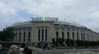 Photo of Baseball Stadium Yankee Stadium at 1 E 161st St, New York, NY 10451, United States