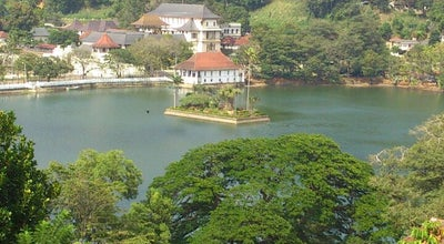 Photo of Lake Kandy Lake at Sangaraja Mawatha, Kandy, Sri Lanka