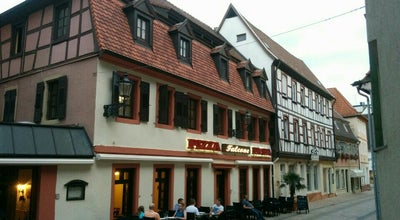 Photo of Pizza Place Pizzeria Falcone at Hauptstr. 120, Neustadt an der Weinstraße 67433, Germany