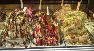 Photo of Ice Cream Shop Heladería Borgonesse at Spain