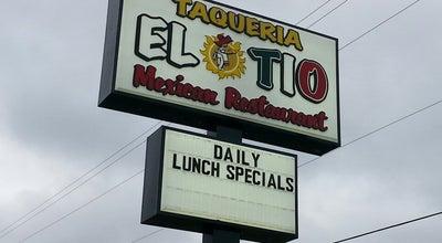 Photo of Other Venue Taqueria El Tio at 3310 Footbridge Ln, Fayetteville, NC 28306