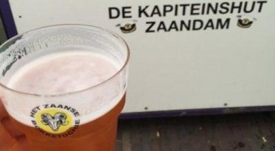 Photo of Bar De Kapiteinshut at Klauwershoek 1-5, Zaandam 1501 NA, Netherlands