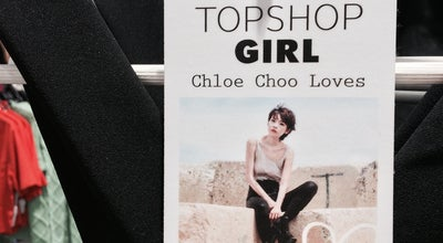 Photo of Boutique Topshop / Topman at #01-72, Vivocity, Singapore 098585, Singapore