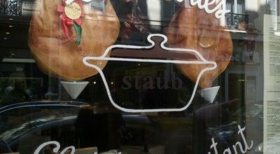 Photo of French Restaurant Les Cocottes de Christian Constant at 135 Rue Saint Dominique, Paris 75007, France