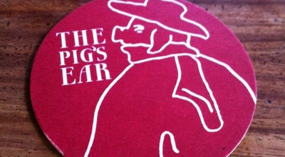 Photo of Pub The Pig's Ear at 35 Old Church St, London SW3 5BR, United Kingdom
