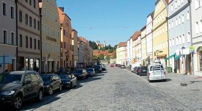 Photo of Historic Site Stadtamhof at Stadtamhof, Regensburg, Germany