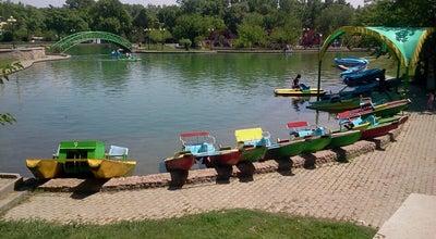 Photo of Park Парк Бабура / Babur Park at Btw Babur St & Bratislava St, Tashkent, Uzbekistan