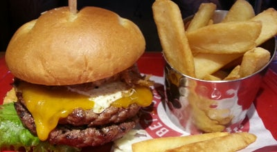Photo of Burger Joint Red Robin Gourmet Burgers at 2385 Sand Creek Rd, Brentwood, CA 94513, United States